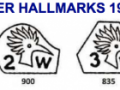 AUSTRIA SILVER HALLMARKS