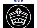 GERMAN FINENESS MARK - GOLD