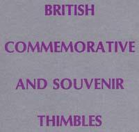 British Commemorative & Souvenir Thimbles