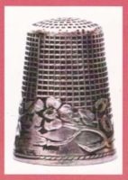 French Thimbles with Waffled Knurling